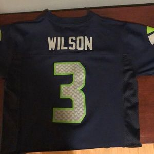 NFL Seattle Seahawks youth jersey